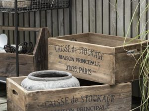 Ib Laursen Caisse de Stockage