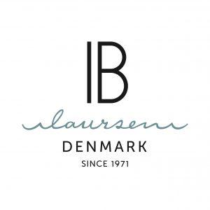 IB Larsen logo Villa Vilhelmiina sisustusliike