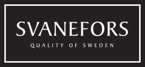 Svanefors logo Villa Vilhelmiina sisustusliike